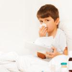Простуда у ребенка: лечим болезнь, а не устраняем симптомы